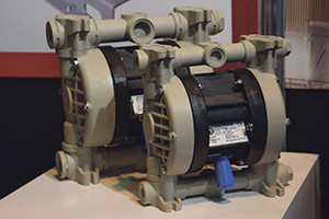 Air Operated Drum Pumps – Jessberger